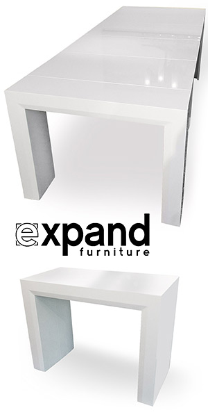 Singapore Transforming Tables By Expand Furniture : tiny titan expanding kitchen table singapore from expandfurniture.com size 300 x 600 jpeg 21kB