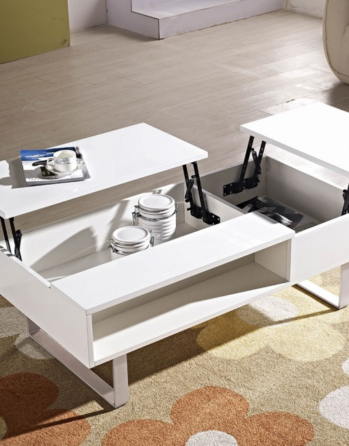 Occam Coffee Table With Lift Top