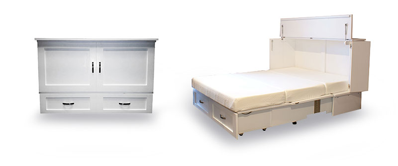 Nyc Cabinet Bed Murphy Alternative Expand Furniture
