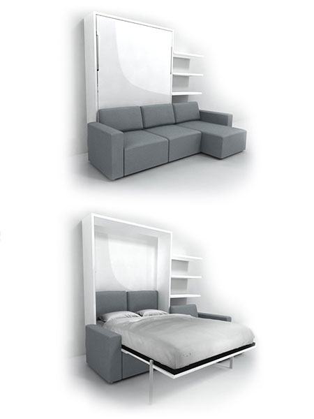 Murphy Sofa Wall Beds For San Francisco Residents