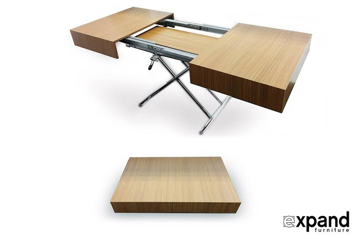 box coffee to dining table multifunctional furniture