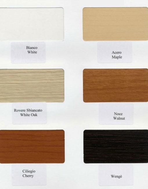 Wall bed panel custom options