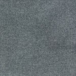 Stone grey-wool-poly-fabric