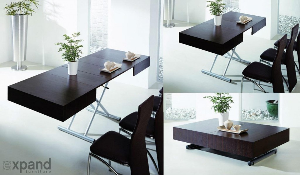 Box coffee to dining table in seconds!