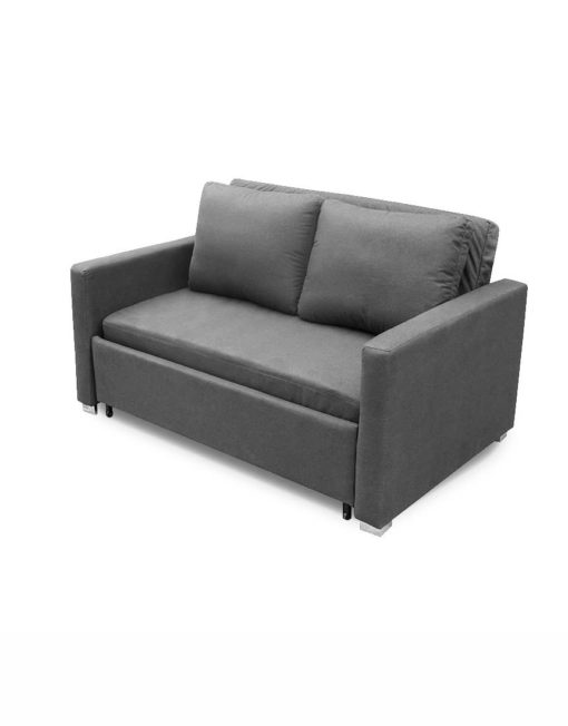 Renoir Queen Size Memory Foam Sofa Bed Expand  : the Renoir Grey Ultra compact queen sofa Bed with memory foam 510x652 from expandfurniture.com size 510 x 652 jpeg 14kB