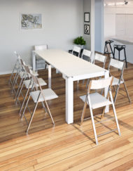 Expanda-console-extended-into-a-larger-table-in-white-wood-with-nano-chairs
