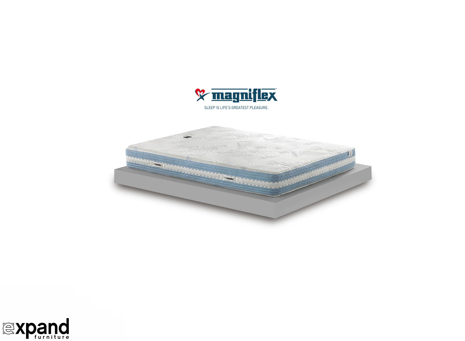Magniflex Magnigel Dual 9 Memory Foam Mattress Expand Furniture Folding Tables Smarter Wall