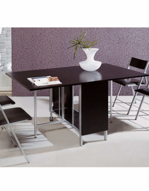 Trojan Table With 4 Nano Chairs Converted From