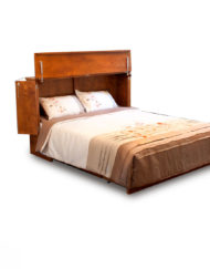 classic-cabinet-bed-in-cojoba-wood-finish-opened-up-in-to-a-hidden-bed
