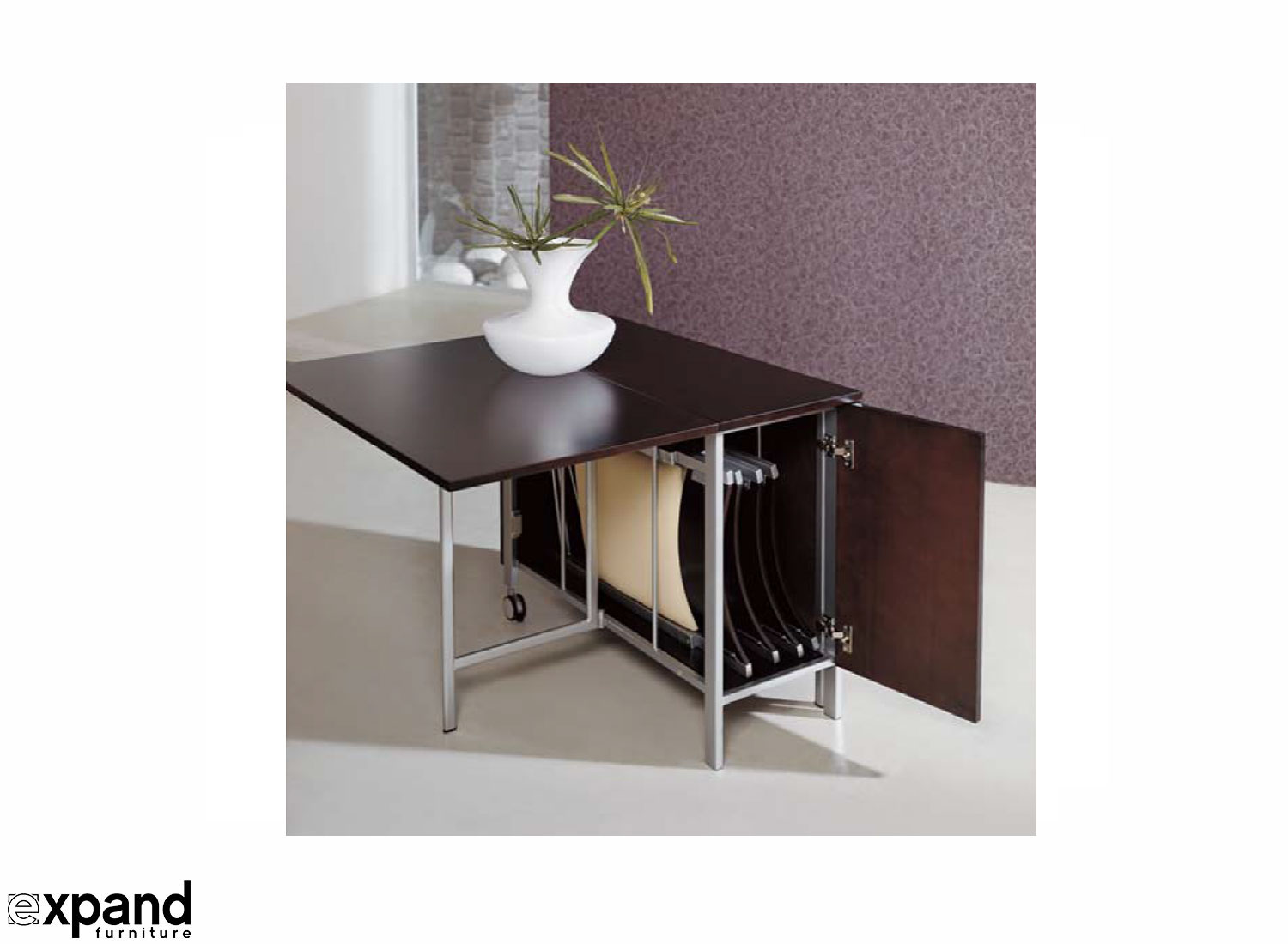 Trojan Console Table Expand Furniture