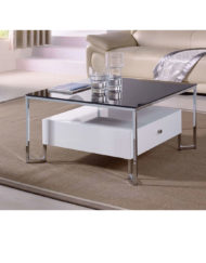Hover-Black-Top-Glass-table-with-white-Storage