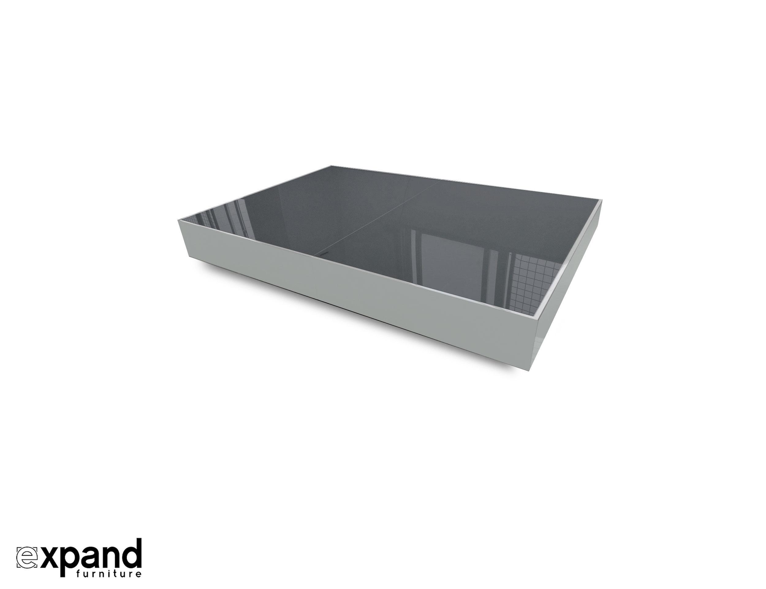 Glass Box Coffee – Convertible Furniture