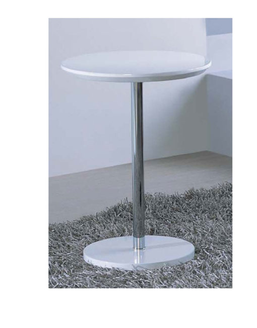 Minima Small Round Table Expand Furniture Folding