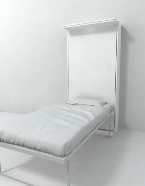 Single-revolving-wall-bed-opened-up-to-show-bed