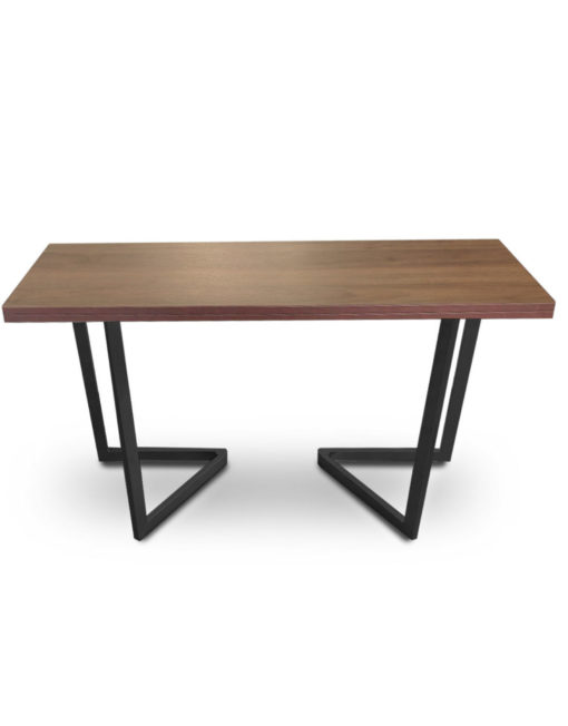 The-Flip-Console-in-chocolate-walnut-and-black-legs-double-duty-table