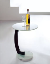 The-Lap-Side-Table-with-white-glass-top-and-wood-stand