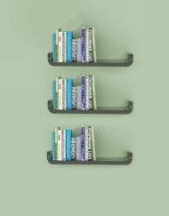 3 simple floating shelves