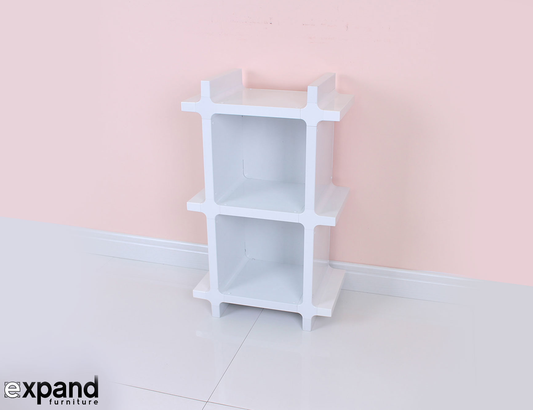 decorative ladder shelf side table | expand