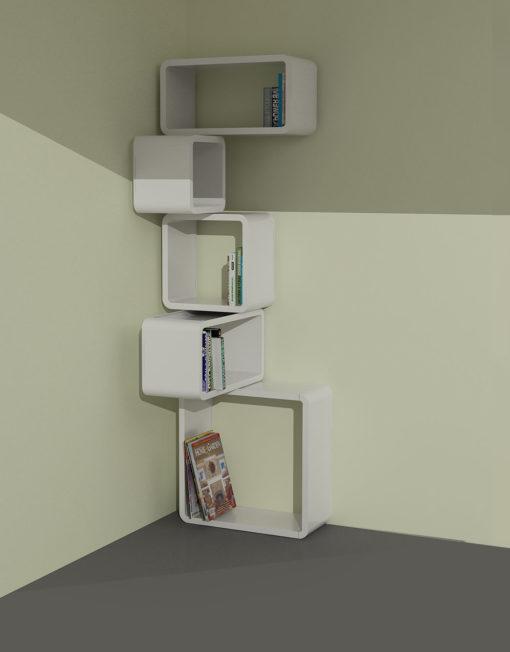 Modular Corner Cube Shelf M Expand Furniture