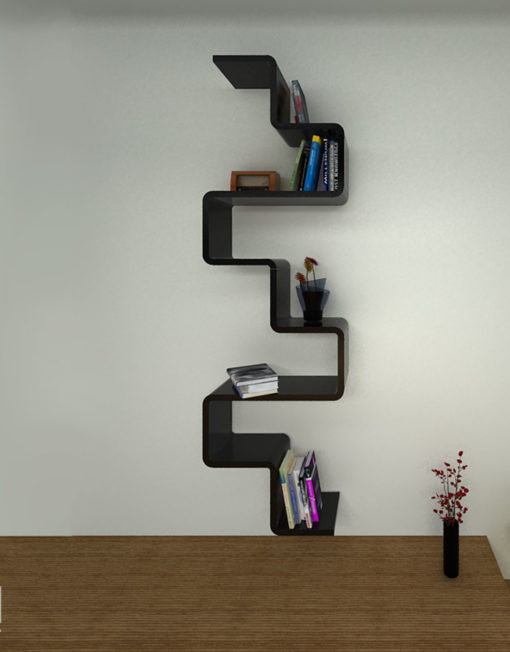 K2 Modular Staggered Shelving Expand Furniture