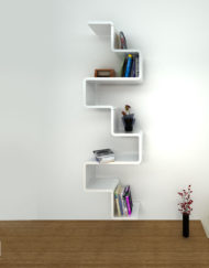 Modular-wall-shelf-K2-in-White