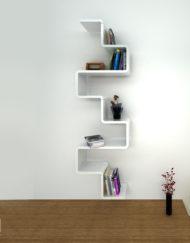 Modular-wall-shelf-K2-in-White