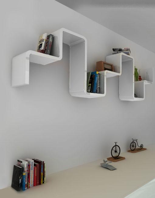 Modular-wall-shelf-K2-in-White-horizontal-fit