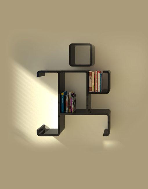 Modular-wall-shelf-run-black