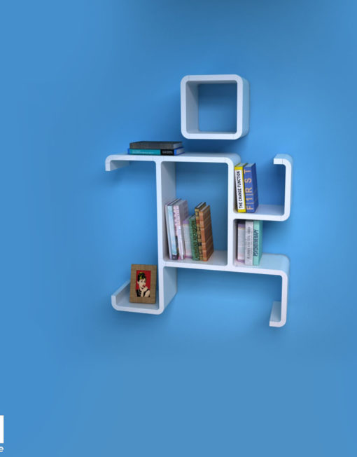 Modular-wall-shelf-run-shape-in-white