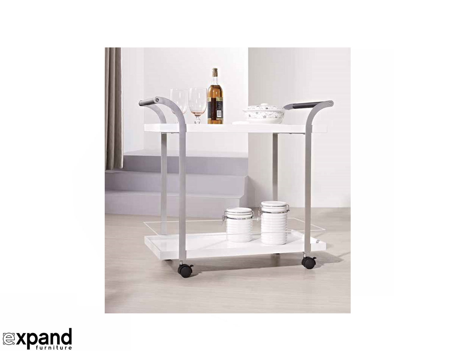 Motion Trolley Mobile Serving Cart