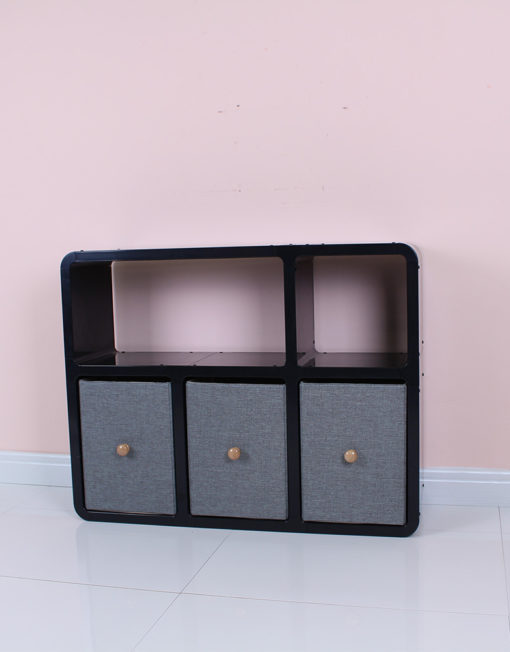 Or use it as a bookcase