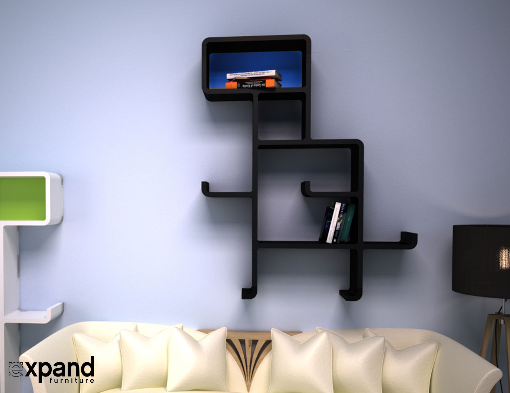 Dinsoaur Decorative Wall Shelving Expand