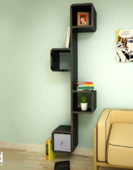 Wall-Shelf-Kong-in-Black-with-decorations