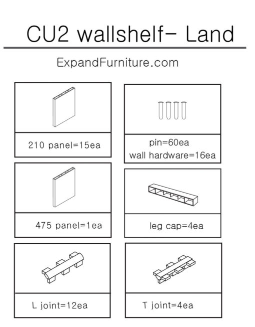 Wall-Shelf-Land-Man-Parts