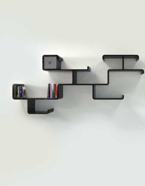 Wall-shelving-Branch-in-Black-with-grey-bin