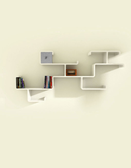 Wall-shelving-Branch-in-white