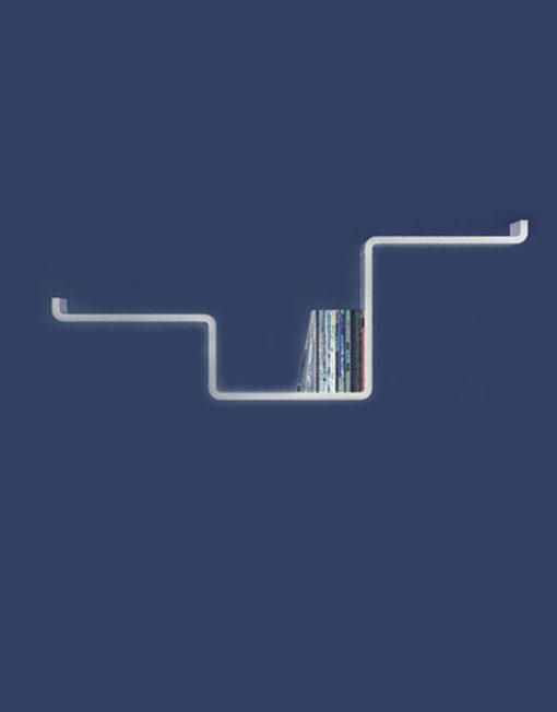 Wallshelf-U-in-white