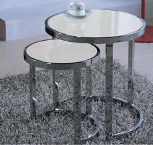 Magazine Worthy Nesting Tables