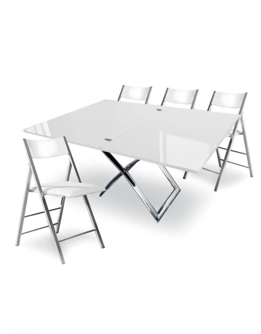 Expand-Dining-Table-set-with-nano-chairs-for-space-saving-furniture