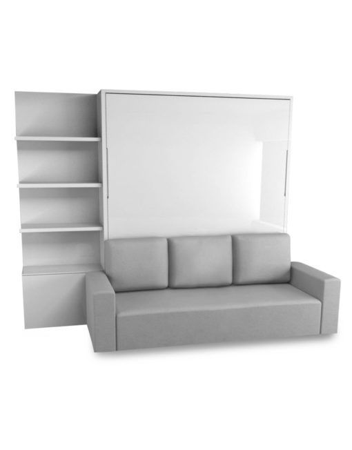 murphysofa king size murphy bed with sofa expand. Black Bedroom Furniture Sets. Home Design Ideas