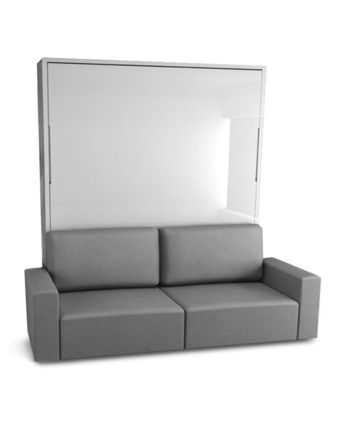 Murphysofa King Size Wall Bed And Couch Combination