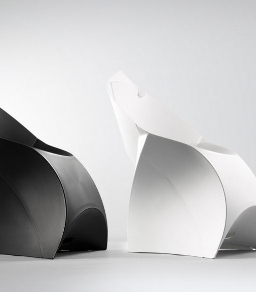 Flux-envelope-chair-in-white-and-black-available-at-expandfurniture