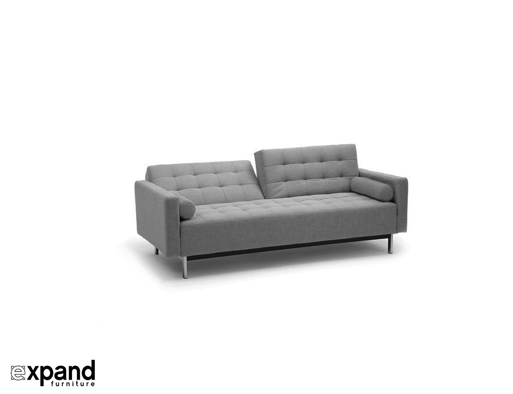 The Tilt Sofa bed with Tufted upholstery