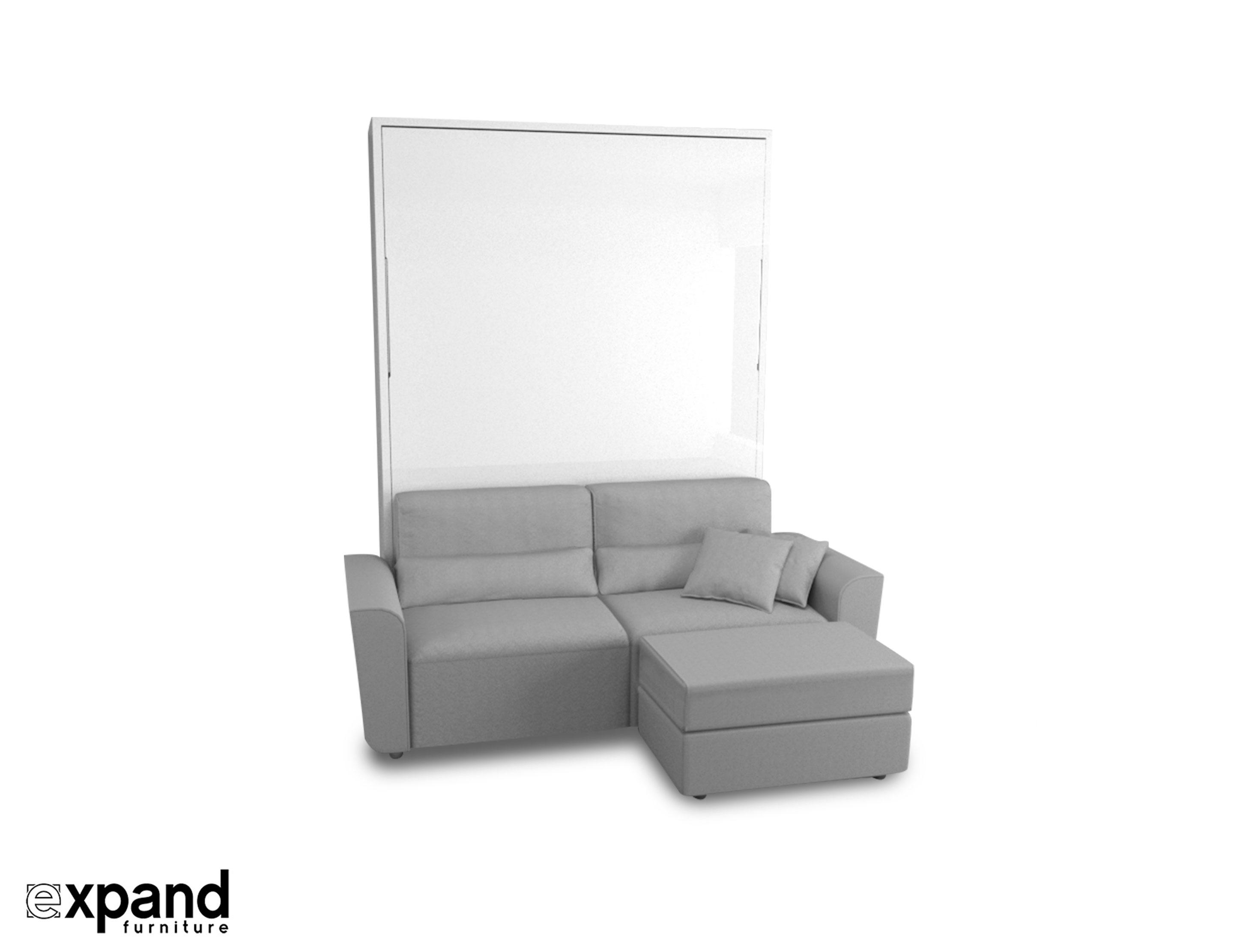 Murphysofa minima expand furniture folding tables smarter wall beds space savers - Expand furniture ...