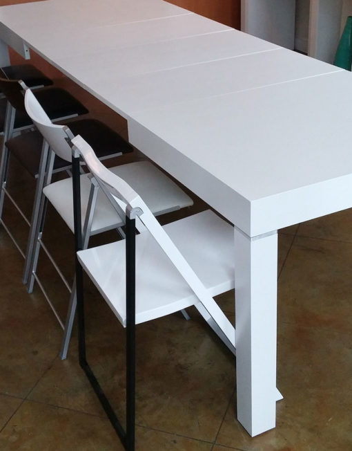 The Pillar Dining Table That Extends To Seat 12 Expand
