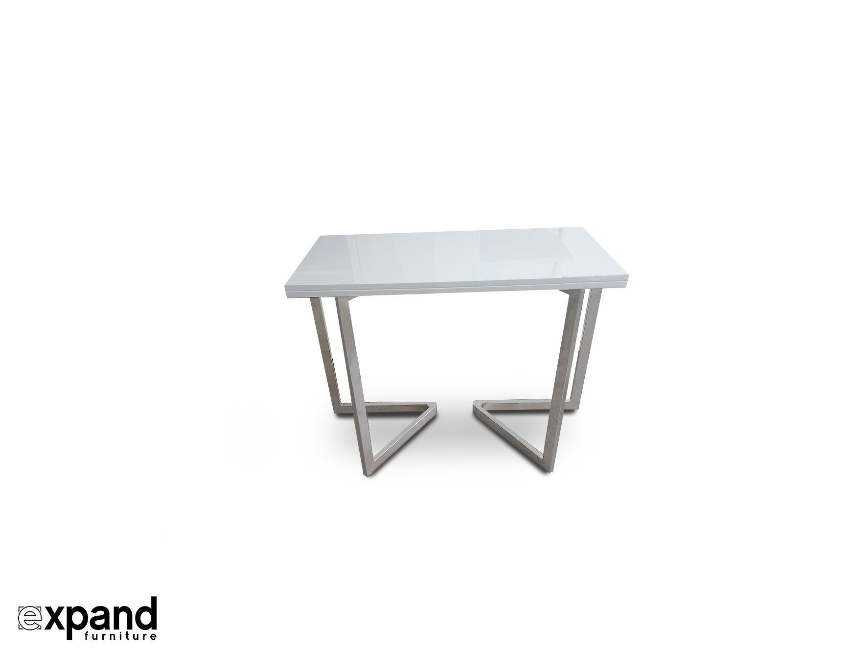 Mini Flip Compact Desk To Table Expand Furniture
