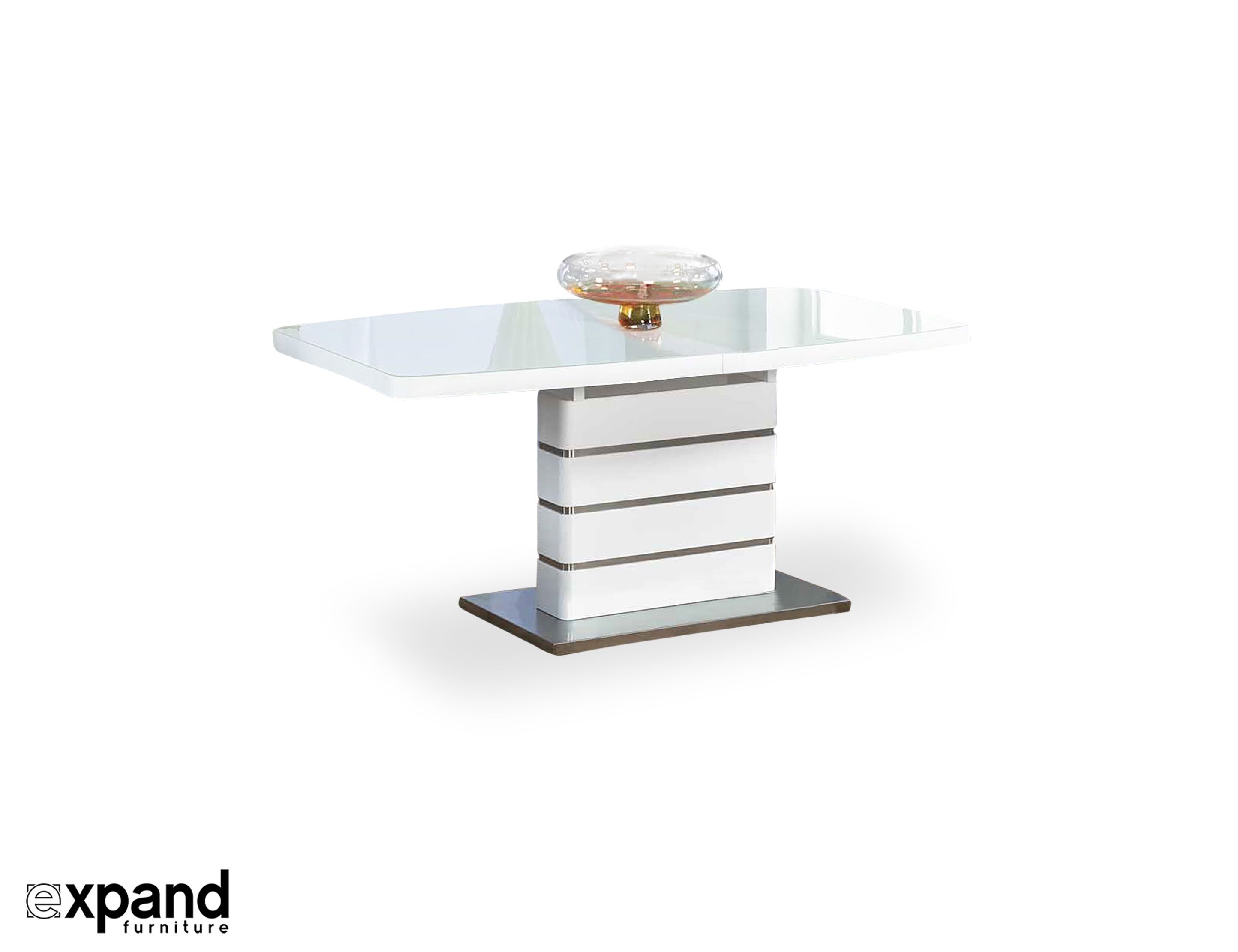 opulent ideas modern side tables. prev The Opulent White Glass Extendable Dining table  Expand Furniture