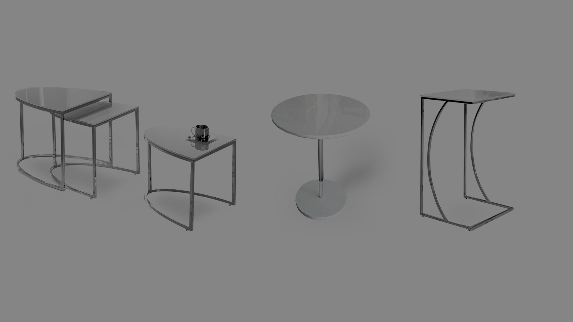 Small Tables & Accent Tables By Expand Furniture