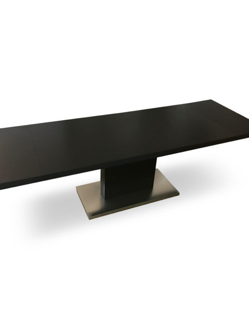 Monolith-expanding-conference-table-in-black-wood