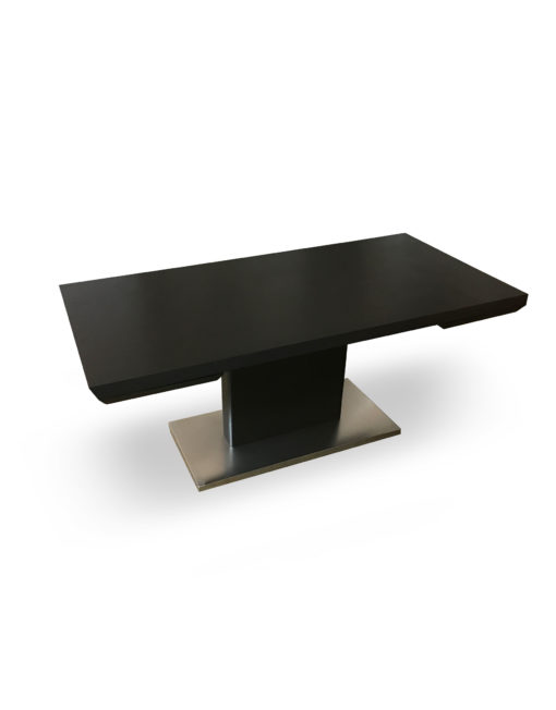 Monolith Extending Wood Dining Table Expand Furniture